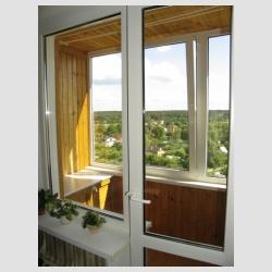 Фото окон от компании Сеньорские окна